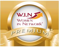 W.I.N Button - Premium Mitglied